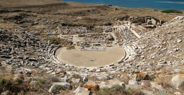 Estilos de arquitetura: Anfiteatro grego