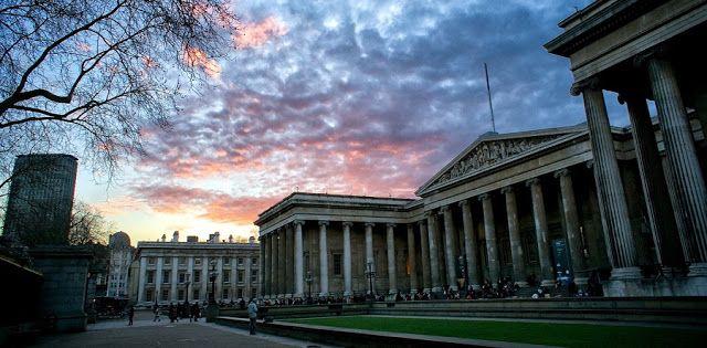 Estilos de arquitetura: Museu Britânico