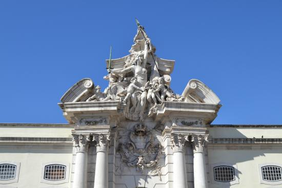 Estilos de arquitetura: Museu Militar de Lisboa