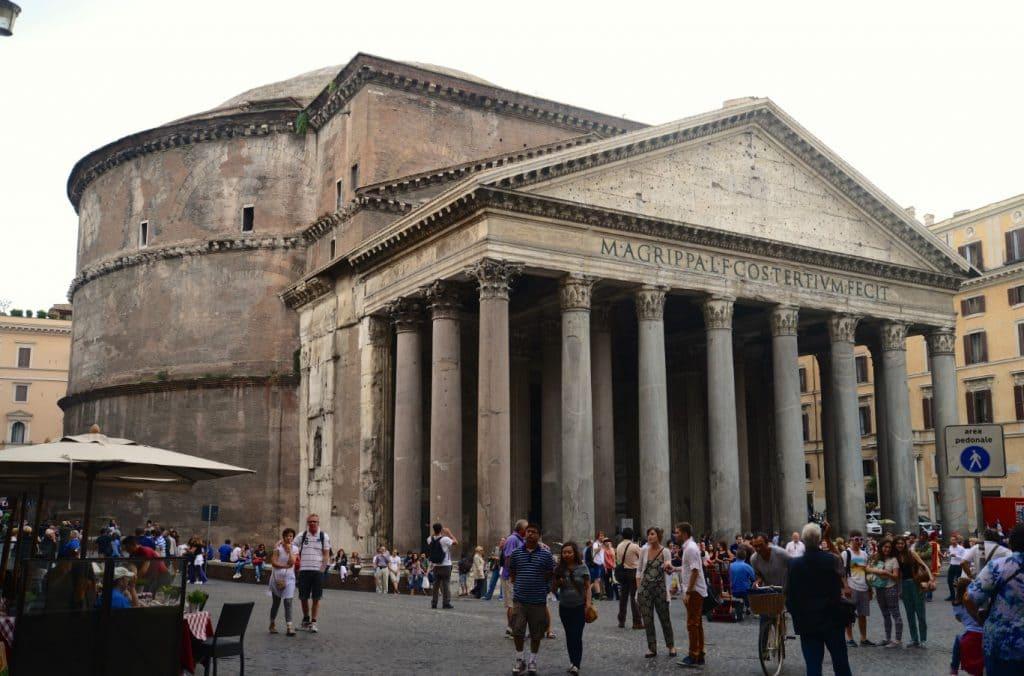 Estilos de arquitetura: Panteão