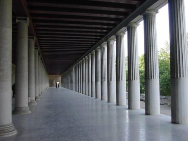 Estilos de arquitetura: Stoa nos dias de hoje