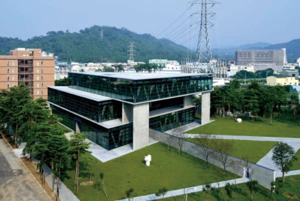 Tadao Ando: Asia museum of modern art