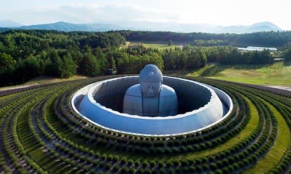 Tadao Ando: Colina do Buda