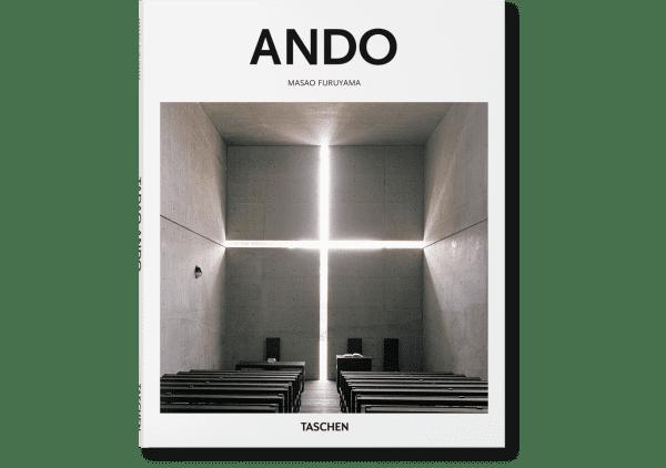 Tadao Ando: Livro de Masayo Furuyama