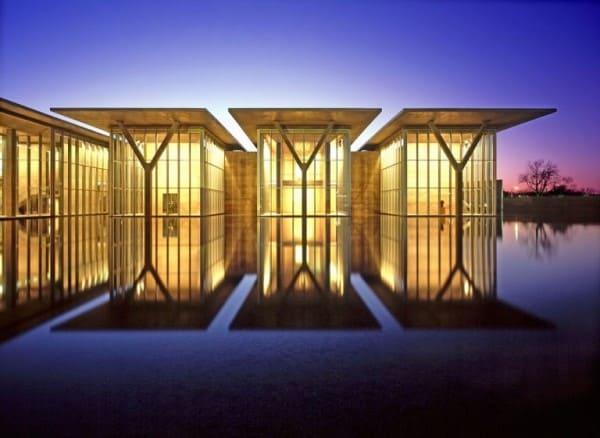 Tadao Ando: Museu de arte moderna do Texas