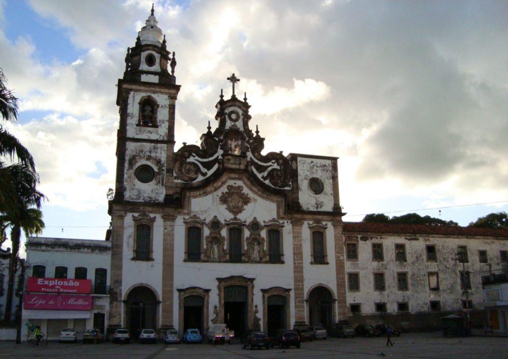arquitetura-barroca-basilica-nossa-senhora-do-carmo