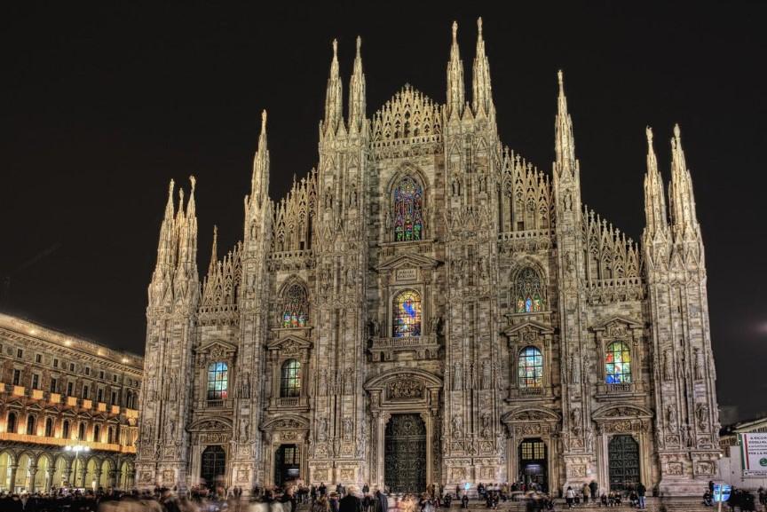 arquitetura-gotica-catedral-de-milao