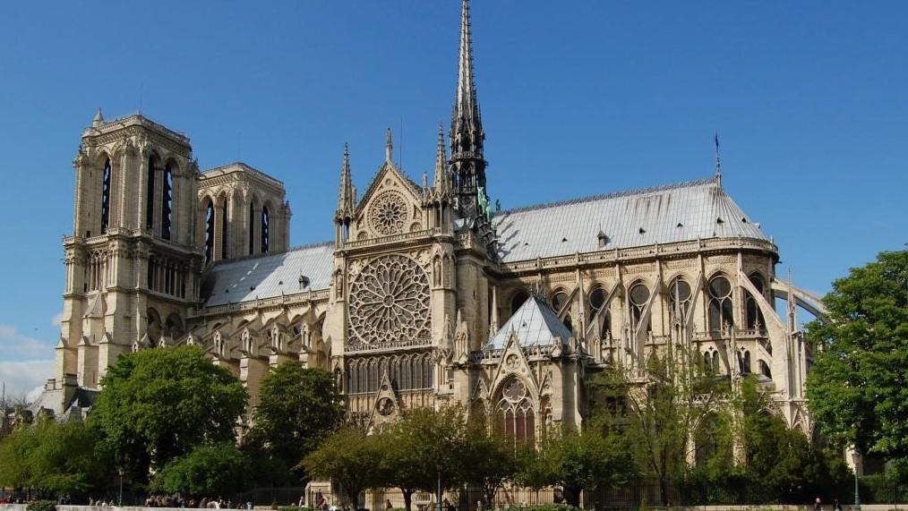 arquitetura-gotica-catedral-de-notre-dame