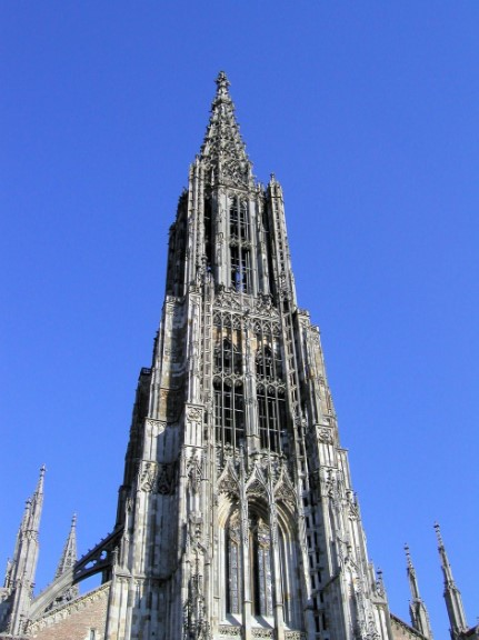 arquitetura-gotica-torre-catedral-ulm