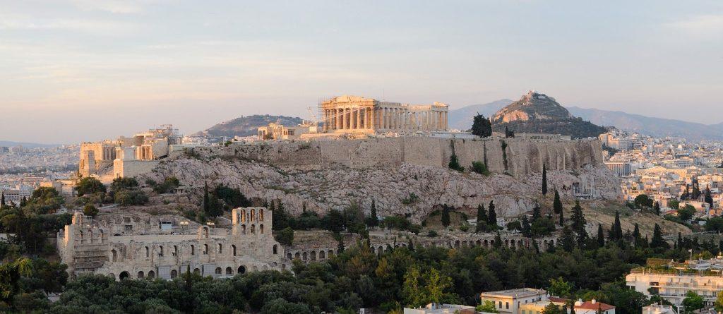 arquitetura-grega-acropole