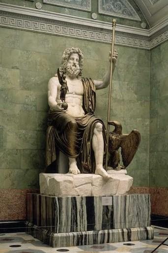 arquitetura-grega-estatua-de-zeus-olimpia