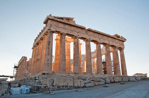 arquitetura-grega-propileu