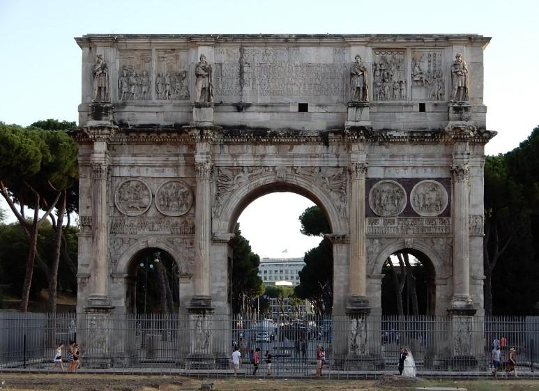 arquitetura-romana-arco-de-constantino