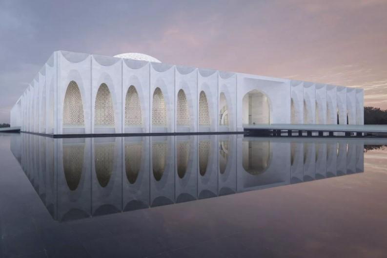 arquitetura-romana-centro-cultural-dachang