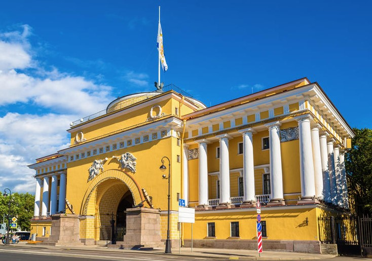 arquitetura-russa-almirantado