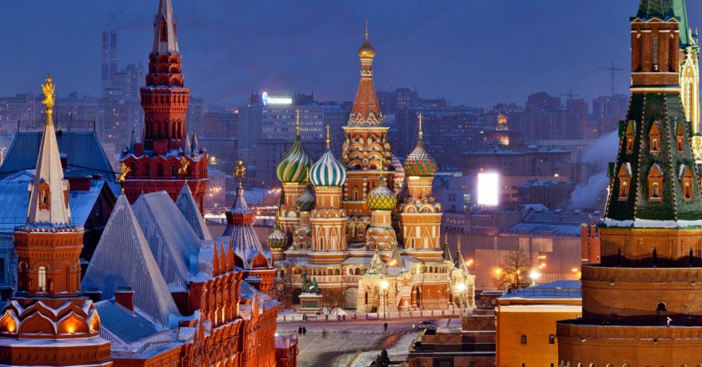 Arquitetura russa: Catedral de São Basílio