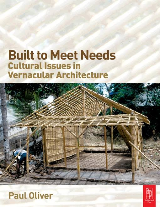 Arquitetura vernacular: Built to meet needs