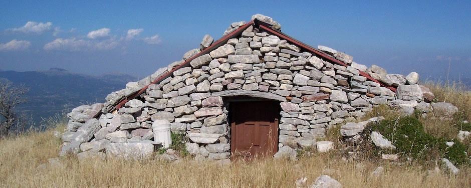 Arquitetura vernacular: casa de pedras