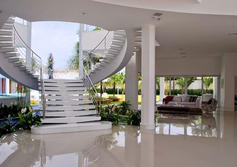 Cálculo de escada: como calcular?