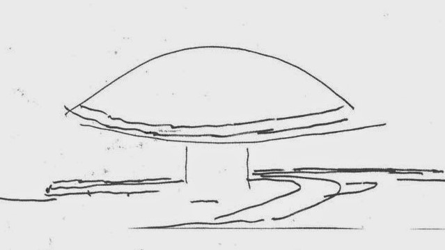 croquis-de-arquitetos-famosos-oscar-niemeyer-museu-oscar-niemeyer