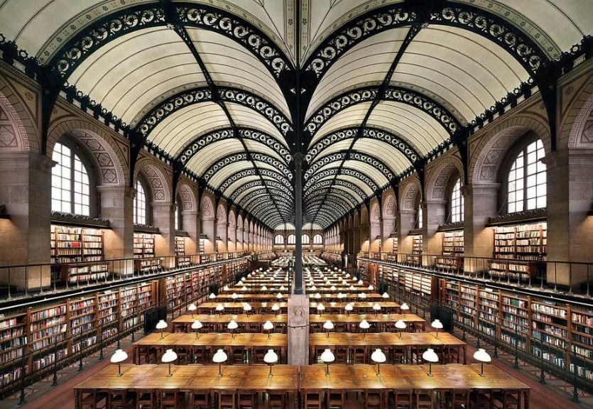 estilos-de-arquitetura-biblioteca-de-saint-genevieve