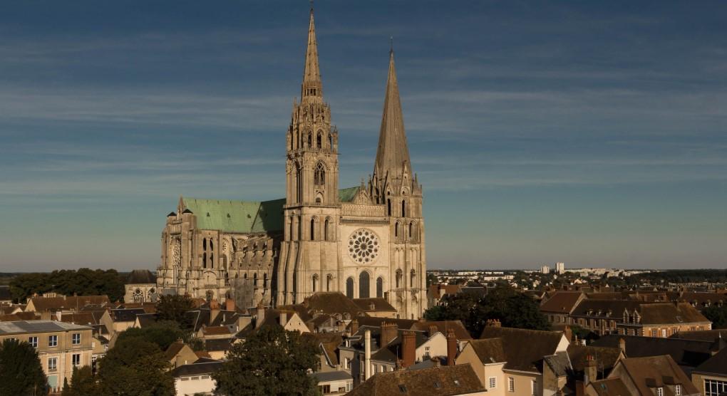 estilos-de-arquitetura-catedral-de-chartres