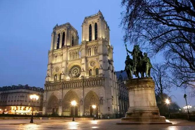 estilos-de-arquitetura-catedral-de-notre-dame