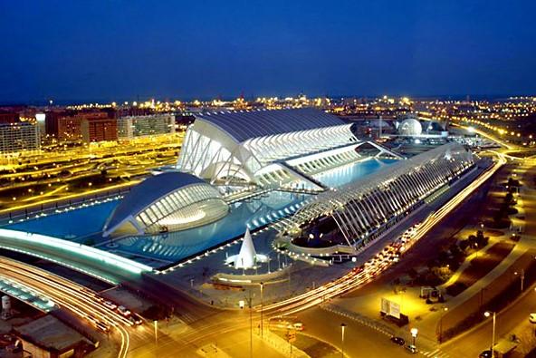 estilos-de-arquitetura-cidade-das-artes-e-das-ciencias