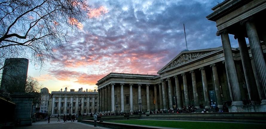 estilos-de-arquitetura-museu-britanico
