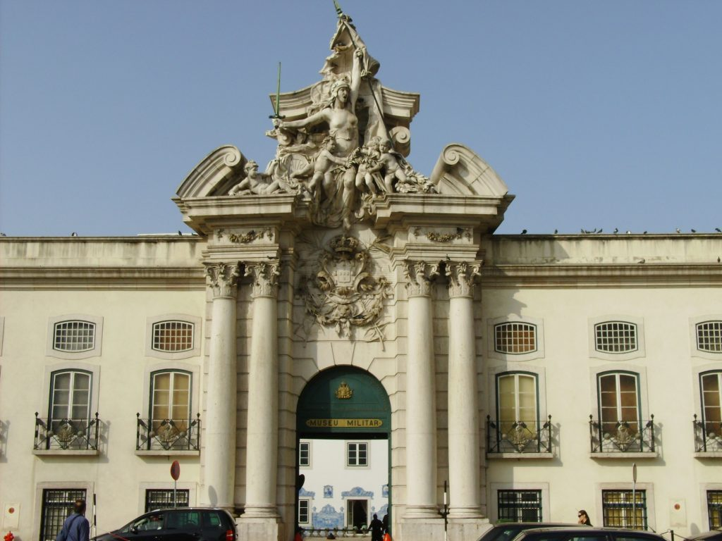 estilos-de-arquitetura-museu-militar-de-lisboa