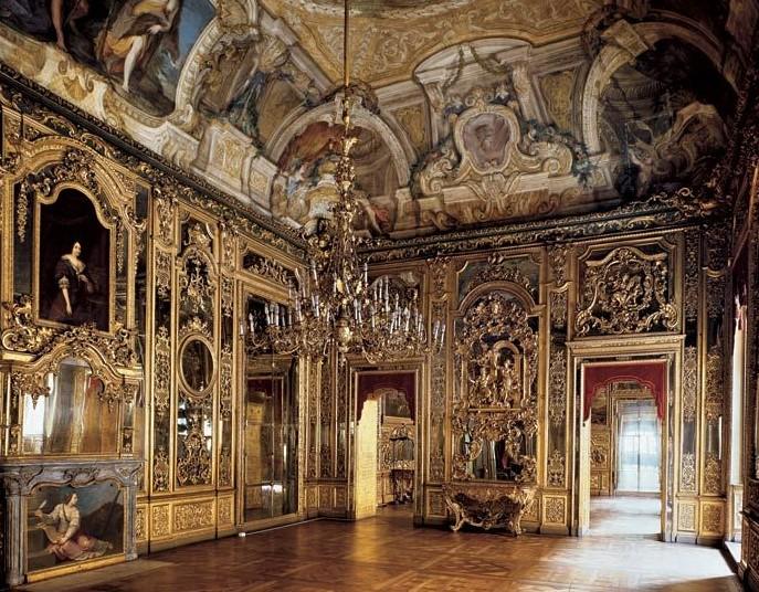 estilos-de-arquitetura-palacio-carignano-interior