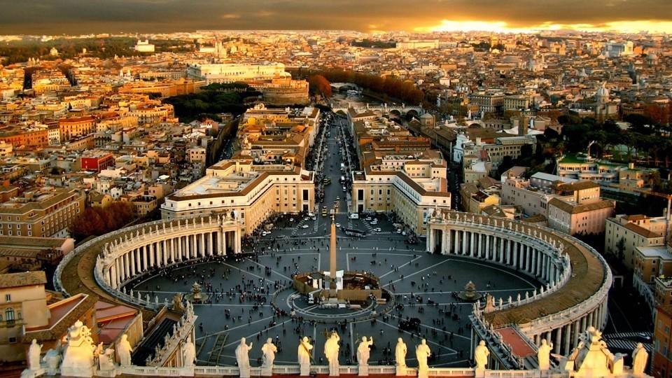 estilos-de-arquitetura-piazza-di-san-pietro