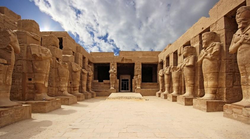 estilos-de-arquitetura-templo-de-karnak