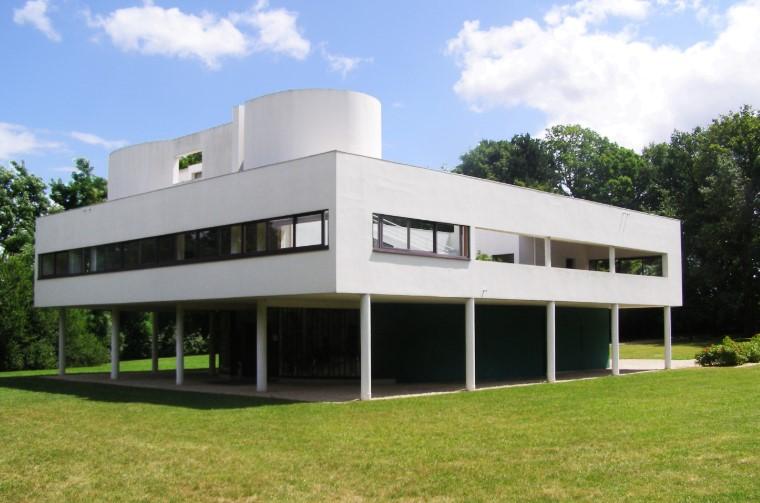 estilos-de-arquitetura-villa-savoye