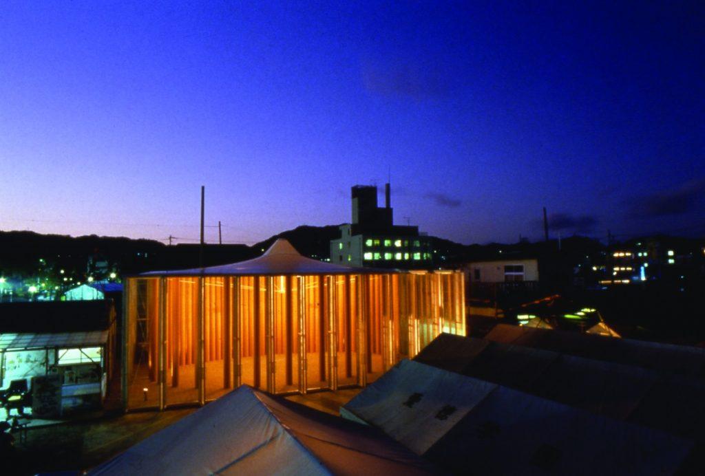 shigeru-ban-igreja-de-papel