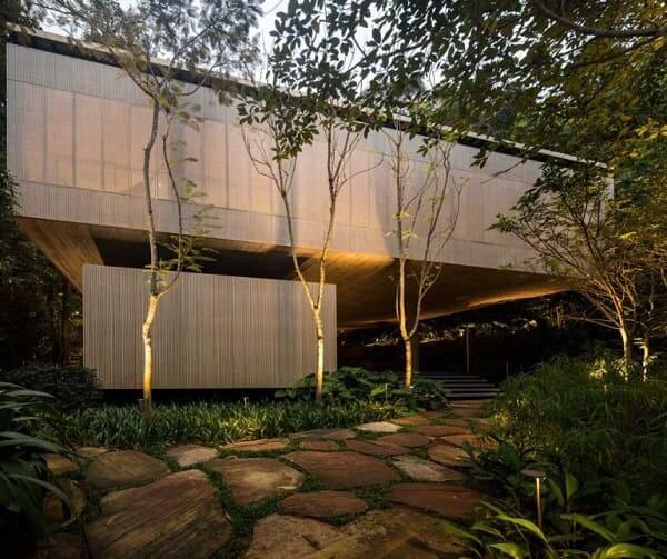 Arquitetura Contemporânea: Casa na Mata – Márcio Kogane (Studio MK27)
