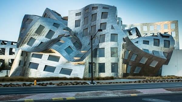 Arquitetura Contemporânea: Frank Gehry – Cleveland Clinic