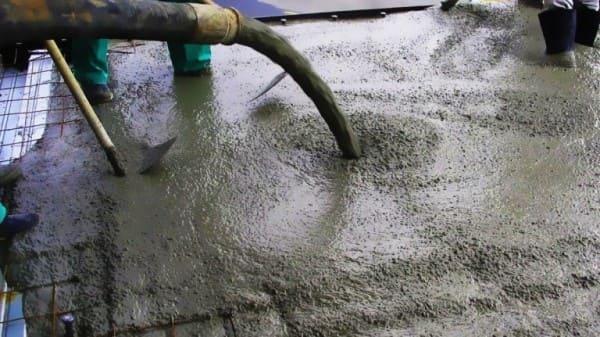 Como calcular concreto: preparo do concreto na laje