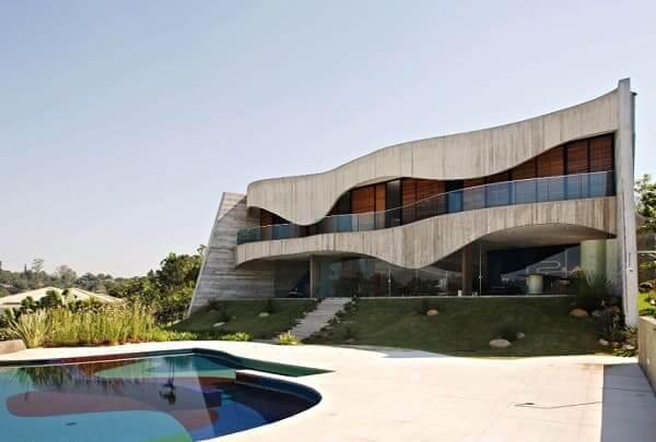 Ruy Ohtake: Casa Valinhos