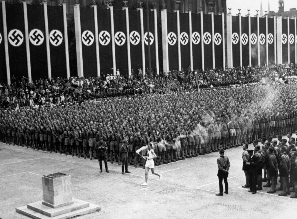 arquitetura-alema-Olimpiadas-1934