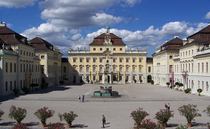 arquitetura-alema-Palacio-Residenzschloss