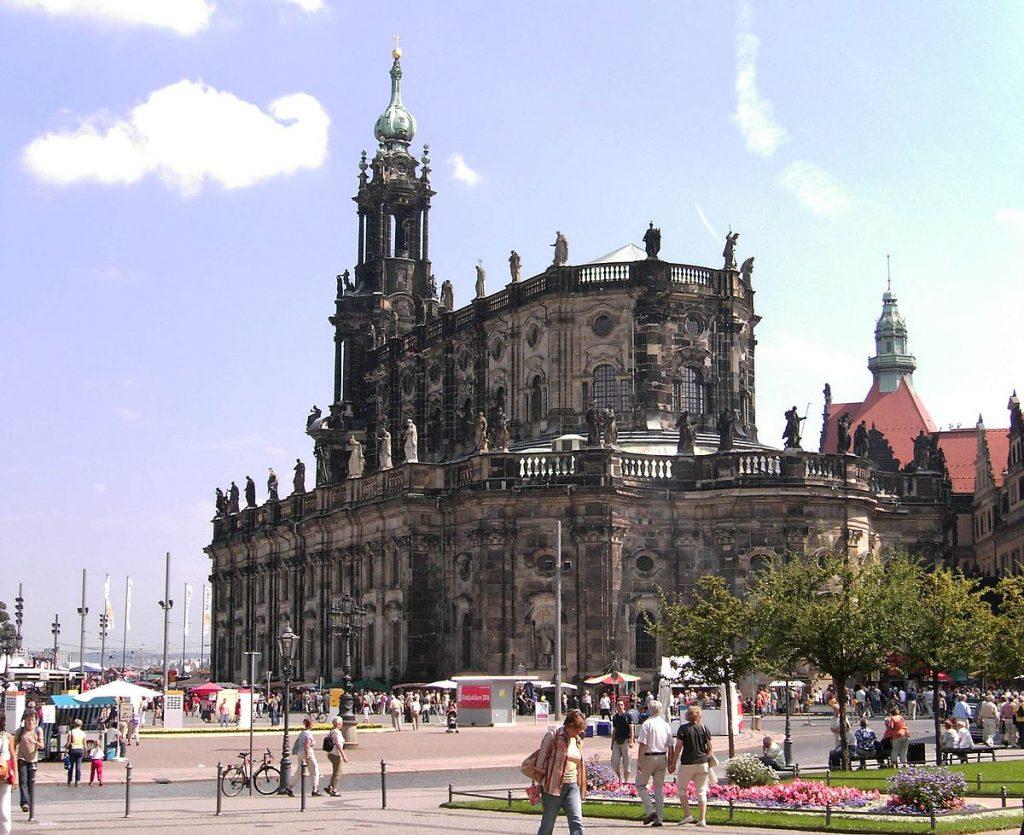 arquitetura-alema-catedral-Hofkirche