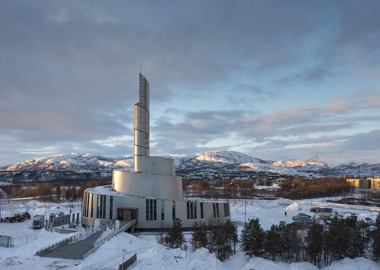 arquitetura-contemporanea-Catedral-Aurora-Boreal