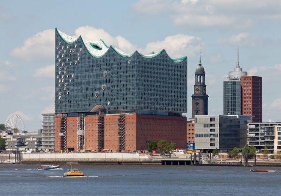 arquitetura-contemporanea-Elbphilharmonie