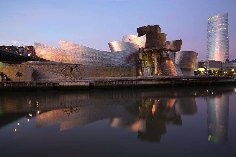 arquitetura-contemporanea-Museu-Guggenheim