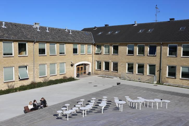 arquitetura-esportiva-Gammel-Hellerup-area-externa