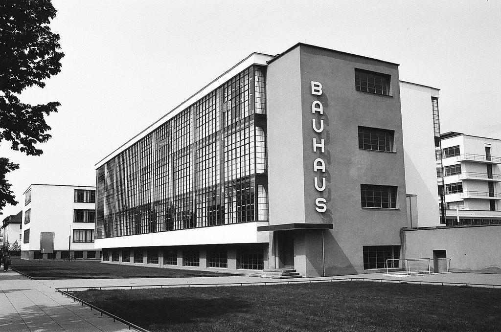 arquitetura-moderna-Escola-Bauhaus