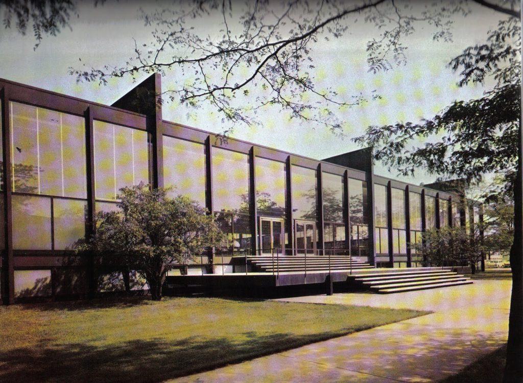 arquitetura-moderna-Escola-de-Arquitetura-do-Instituto-de-Tecnologia-de-Illinois