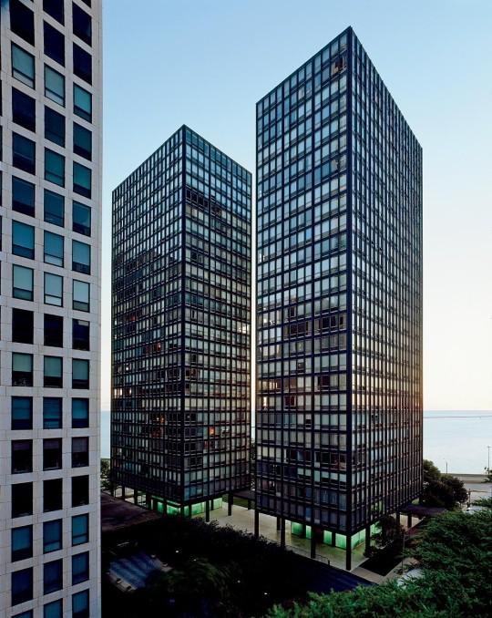 arquitetura-moderna-lake-shore-drive