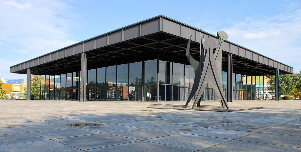 arquitetura-moderna-neue-national-galerie